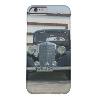 antique mercedes barely there iPhone 6 case