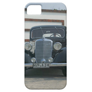 antique mercedes iPhone SE/5/5s case