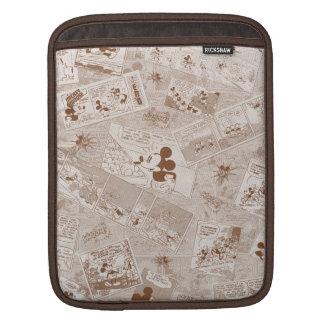 Antique Mickey 2 iPad Sleeves