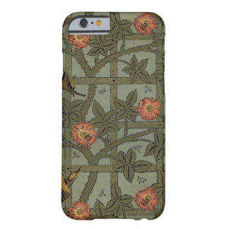 Antique Morris Trellis Wallpaper Barely There iPhone 6 Case