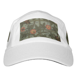 Antique Morris Trellis Wallpaper Hat