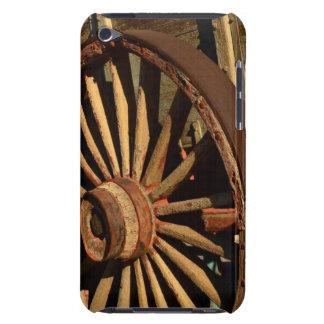 Antique mule train wagon iPod touch case