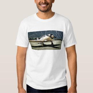Antique Museum Plane Tee Shirt