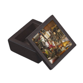Antique Music Store Gift Box