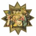 antique nativity christmas