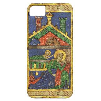 ANTIQUE NATIVITY CHRISTMAS PARCHMENT iPhone SE/5/5s CASE