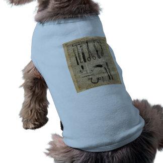 Antique Necropsy Kits,Zombie Apoalypse,Vintage Art Shirt