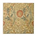 Antique Old Floral Design Tiles
