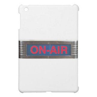 Antique On-Air Sign or On-The-Air Broadcasting Case For The iPad Mini