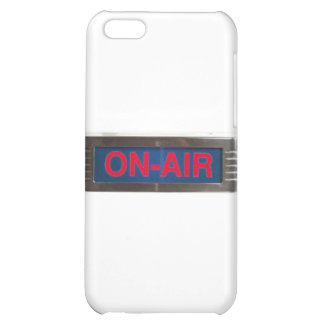 Antique On-Air Sign or On-The-Air Broadcasting iPhone 5C Case