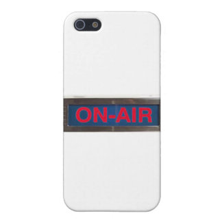Antique On-Air Sign or On-The-Air Broadcasting Covers For iPhone 5