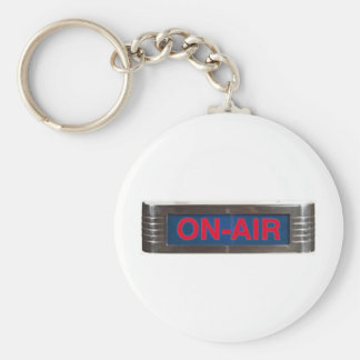 Antique On-Air Sign or On-The-Air Broadcasting Key Chains