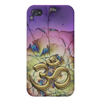 Antique Oriental OM I iPhone 4 Cases