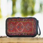 "Antique Oriental Turkish Persian Carpet Red Bluetooth Speaker<br><div class=""desc"">Antique oriental pattern.</div>"