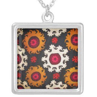 Antique Ottoman Embroidery Turkish Pendants
