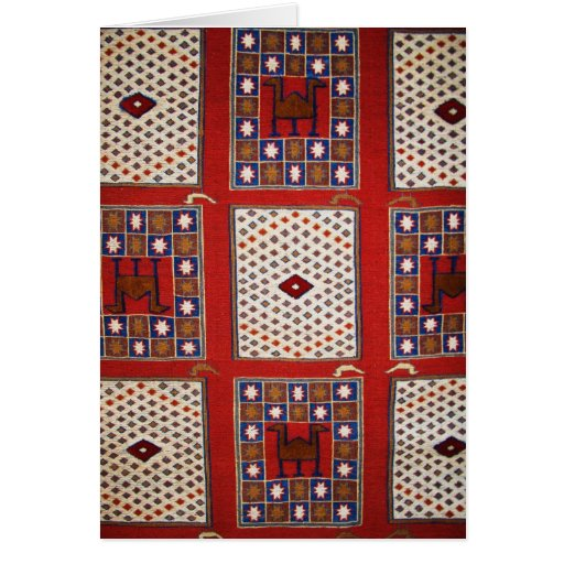 Antique Ottoman Weaving Greeting Cards