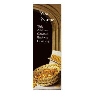 ANTIQUE OVEN  BAKER ,BAKERY BREAD SHOP MINI BUSINESS CARD