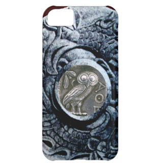 ANTIQUE OWL CASE FOR iPhone 5C
