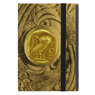 ANTIQUE OWL iPad MINI CASE