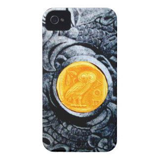 ANTIQUE OWL iPhone 4 COVER