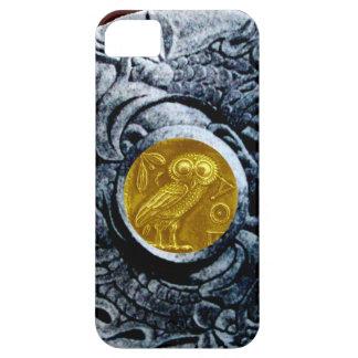 ANTIQUE OWL iPhone SE/5/5s CASE