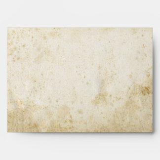 Antique Paper Envelope