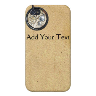 Antique Parchment and Compass Covers For iPhone 4