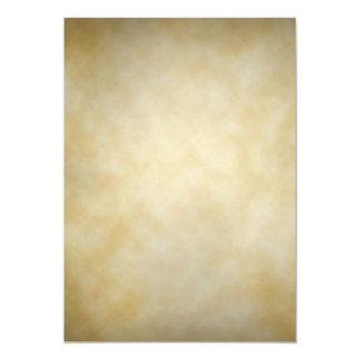 Antique Parchment Vignette Texture Background Card