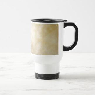 Antique Parchment Vignette Texture Background Coffee Mugs