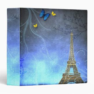 Antique Paris Binder