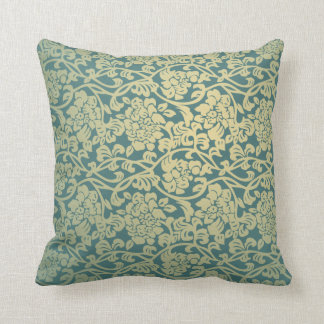 antique pattern style v5 throw pillows
