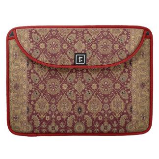Antique Persian Rug MacBook Pro Sleeve
