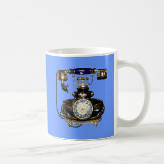Antique Phone Coffee Mug