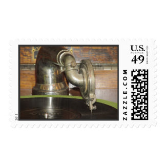 Antique Phonograph Postage