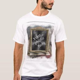 Antique Photo Frame 2 ~ T template T-Shirt
