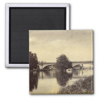 Antique Photograph of Maidenhead Railway Bridge Magnet