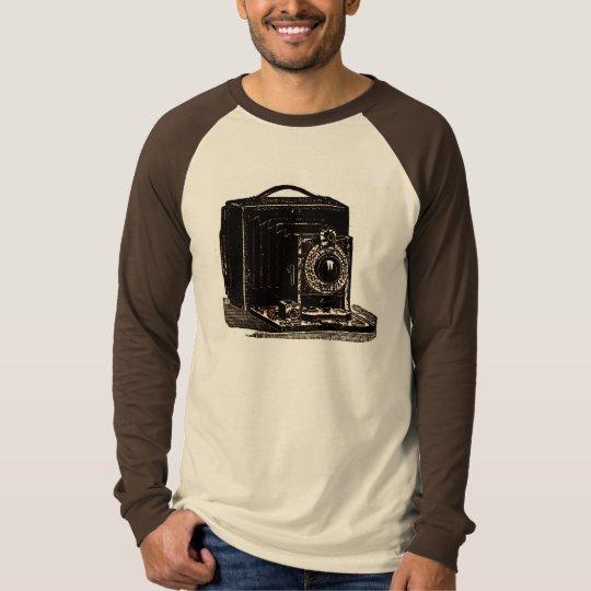 Antique Photography Poco Optical Camera T-Shirt