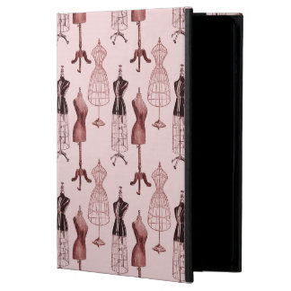 Antique Pink Dress Forms Cover For iPad Air