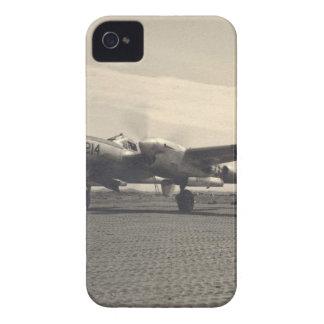 antique plane iPhone 4 Case-Mate case