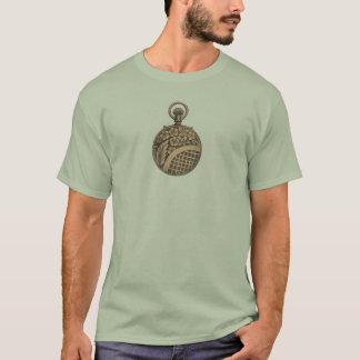 Antique Pocket Watch Horology Steampunk T-Shirt
