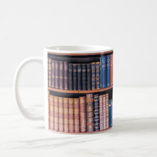Antique Poetry First Edition Books Gift Mug