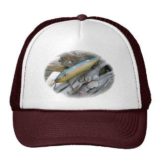 Antique Point Jude Cape Codder Fishing Lure Trucker Hat