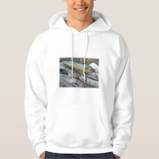 Antique Point Jude Cape Codder Fishing Lure Hoodie