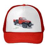 Antique Power Wagon Truck Cap Trucker Hat