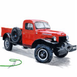 "Antique Power Wagon Truck Sculpture<br><div class=""desc"">Antique Power Wagon Truck</div>"