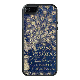 Antique Pride And Prejudice Peacock Edition OtterBox iPhone 5/5s/SE Case