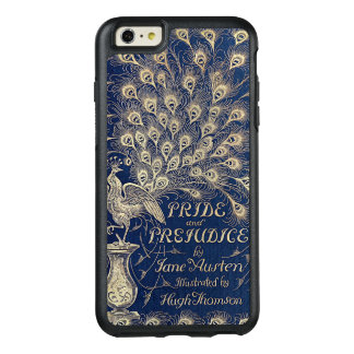 Antique Pride And Prejudice Peacock Edition OtterBox iPhone 6/6s Plus Case
