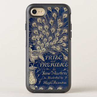 Antique Pride And Prejudice Peacock Edition OtterBox Symmetry iPhone 8/7 Case