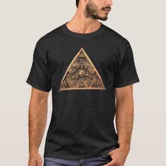 Antique Pyramid Fractal T-Shirt