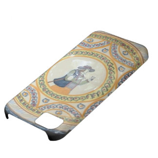 Antique Quimper Man Means France Cover For iPhone 5C